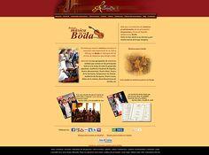 Grupo Alborada. M'usica para bodas y eventos. www.grupoalborada.com