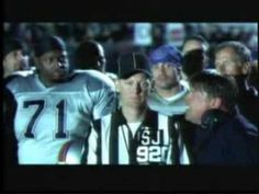 Funniest Commercial.....Referee has amazing self control