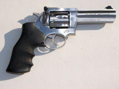 """Ruger GP100 .327 Federal revolver, 4"""" barrel"""