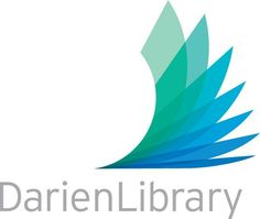 New Darien Library Logo - Logo Examples - E resources - Education Library Signage, Library Logo, Library Design, Library App, College Application Essay, College Essay, Essay Prompts, Essay Topics, Essay Writing