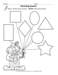 Resultado de imagem para circus activities for preschool Preschool Writing, Preschool Curriculum, Preschool Printables, Preschool Classroom, Preschool Learning, Kindergarten Worksheets, Preschool Activities, Teaching, Preschool Lessons