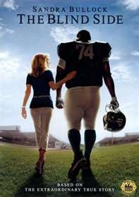 The Blind Side -<  Oh such a good movie :)