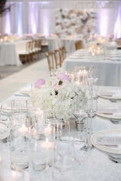 Sharing a real blush and lilac wedding. A modern take on an outdoor wedding with Chicago table names and gorgeous flowers. Read the post. Lilac Wedding, Fall Wedding Flowers, Glamorous Wedding, Summer Wedding, Wedding Favours, Wedding Centerpieces, Wedding Decorations, Centerpiece Ideas, Wedding Reception