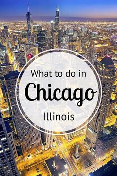 Is Chicago on your bucket list? Check out these insider travel tips on where to eat, drink, sleep, shop, explore and so much more!