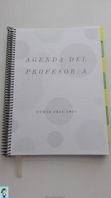 MI MUNDO DE PEDAGOGÍA TERAPEÚTICA: AGENDA DEL PROFES@R