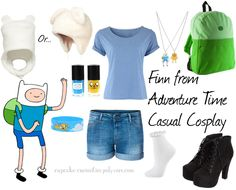 Everyday cosplay - Adventure Time!