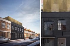 Architecture for London | Hackney warehouse rooftop extension http://www.architectureforlondon.com/