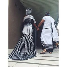 Xhosa love Xhosa Attire, African Attire, African Wear, African Women, African Wedding Dress, African Weddings, African Print Dresses, African Dress, Traditional Wedding Attire