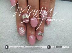 ana by marija7 - Nail Art Gallery nailartgallery.nailsmag.com by Nails Magazine www.nailsmag.com #nailart