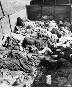 A View Into History: Photos From Dachau Concentration Camp: The Dead