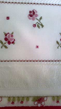 Stitch 2, Cross Stitch Rose, Hand Embroidery, Embroidery Stitches, Needle Lace, Bargello, Cross Stitch Patterns, Le Point, Napkins