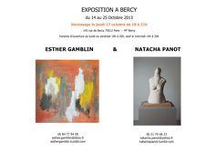 Exposition Centre Culturel de Bercy - octobre 2013