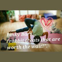 #lululemon #yoga #health #rabbits #binky_bars #treats #pets
