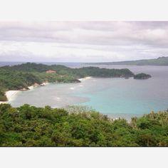 At Mt Luho, Boracay