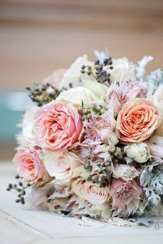 Flower Power für die Herbst-Hochzeit Yvonne Posch…
