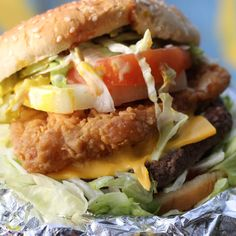 "You won't find these on any ""best burgers"" list...Atlanta Burger Places to try"