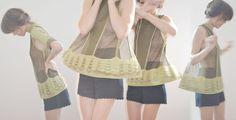sarah burton ... amazing knitwear designs #sarahburton