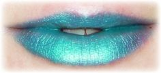 The most gorgeous blue I have ever seen!   From Geek Chic Cosmetics: Hipster Ariel for $5.99 (reg. price)