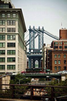 NYC! Brooklyn bridge