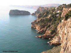Cabo de La Nao Javea Spain