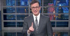Stephen Colbert Has A Field Day With Donald Trump's 'Nambia' Screw-Up | HuffPost