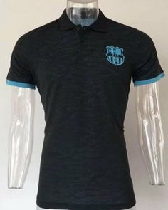 fc barcelona 2017 18 season fcb polo shirt