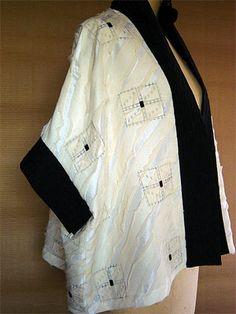 Cuff Sleeve Jacket-juanita girardin- Love This!