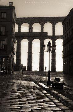 Tiempo al tiempo. Segovia, España