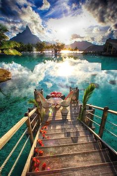 Bora Bora, Tahiti. One of my biggest dreams is to visit Bora…
