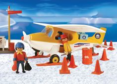 Playmobil - Polar Expedition plane