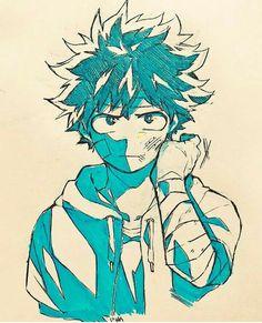 Boku no Hero Academia: Midoriya Izuku, # midoriya- Bilder Pins My Hero Academia Memes, Buko No Hero Academia, Hero Academia Characters, My Hero Academia Manga, Anime Characters, Boku No Academia, Anime Figures, Manga Anime, Art Manga