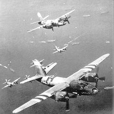 B 26 MARAUDER squadron