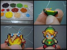 How They're Made by Pixelosis.deviantart.com on @deviantART