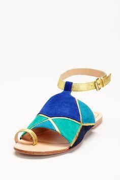 Dolce Vita  Maeko Flat Sandal