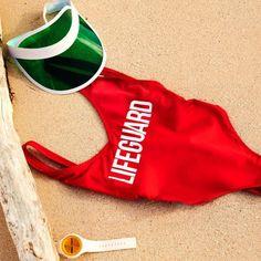 Esse é o maiô da temporada verão/18 Baywatch, Lifeguard, Bikinis, Swimwear, Summer Outfits, Swimming, Beach Fashion, Instagram, Woman Costumes