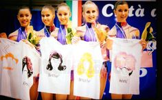 Le farfalle azzurre con le nostre #idols #tshirt