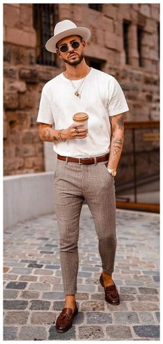 #mens #fashion #summer #outfits #mensfashionsummeroutfits Mens Fashion Summer Outfits, Classy Summer Outfits, Outfits Casual, Stylish Mens Outfits, Men Fashion, Mens Smart Summer Outfits, Men's Beach Outfits, Spring Outfits, Fashion Apps