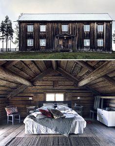 farmhouse in finland...