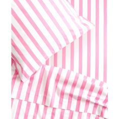 HannaSoft™ Swedish Stripe Pillowcase by Hanna Andersson