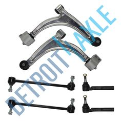 2 Ball Joint Control Arm Sway Bar Fits 2003 05-2006 2007 Honda Accord 2 2