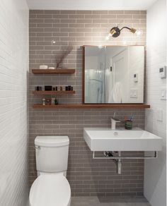 LAVABO Y ESPEJO Pulled from Houzz.com