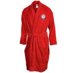 Texas Rangers WinCraft Bullpen Robe - Red - $99.99