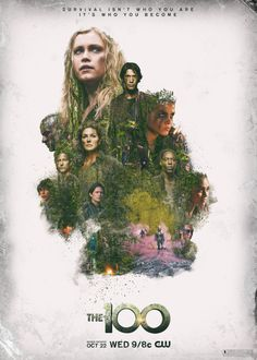 The 100 by Emre Unayli Fuck Yeah Movie Posters!