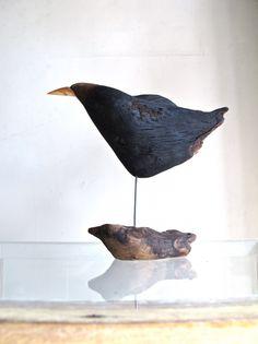 【2012FW:流木の鳥】