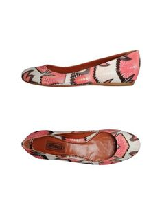 Missoni Women - Footwear - Ballet flats Missoni on YOOX