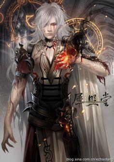 фэнтэзи парни / парни, маг, воины, фэнтэзи, магия, фантазии