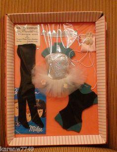 Vintage Barbie Ballerina 1961 1965 989 | eBay