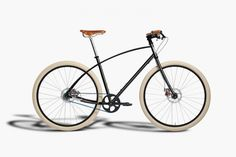 Budnitz Bicycles – No.3 Honey Special Edition