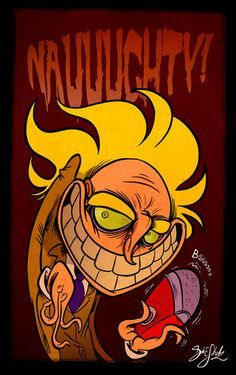 courage the cowardly dog freaky fred theory - Google Search