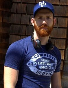 On a different note. Gingerbeard.......